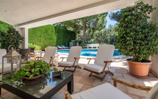 Charming spanish house in a quiet area of Los Monasterios